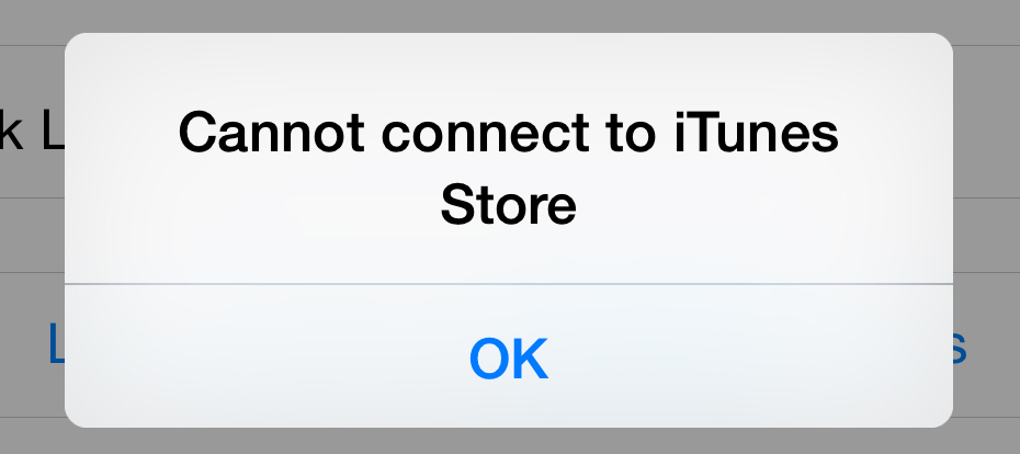 مشکل ریستور اپل و دانلود اپلیکیشن ها از اپ استور