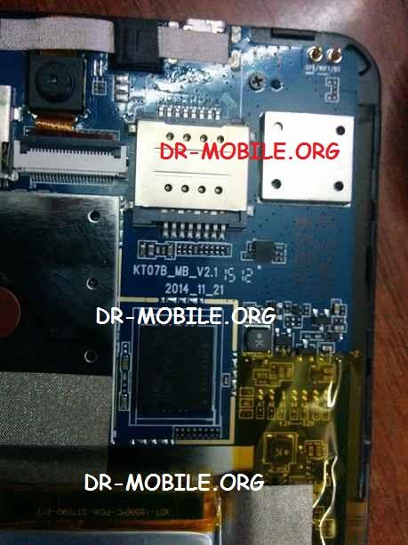 فایل فلش تبلت چینی با شماره برد KT07B-MB-V2.1 چیپست MT6577