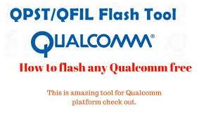آموزش رایگان فلش گوشی های با پردازنده کوالکام با ابزار فلش QFIL