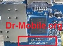 فایل فلش تبلت با شماره برد m706 mb v4.2 چیپست MT6572
