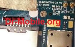فایل فلش تبلت شماره برد E6.MZ706.D3.V2 با چیپست MT6582