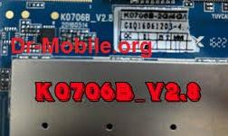 فایل فلش تبلت با شماره برد k0706b v2.8 چیپست MT6572