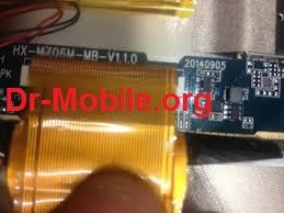 فایل فلش تبلت شماره برد hx-m706m-mb-v1.1 چیپست mt6572