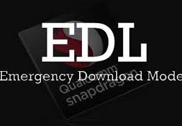 چگونه در گوشی های با پردازنده کوالکام به حالت EDL برویم