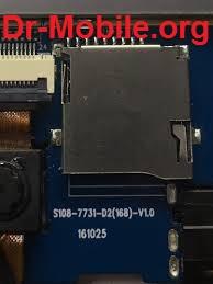فایل فلش تبلت با شماره برد S108-7731-D2(168)-V1.0 چیپست spreadtrum