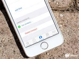 طریقه حذف مخاطبین از گوشی های آیفون