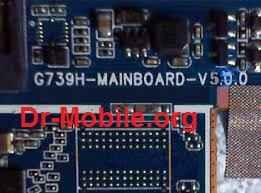فایل فلش تبلت با شماره برد G739H-MAINBOARD-V5.0.0 چیپست A23