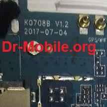 فایل فلش تبلت با شماره برد K0708B V1.1 چیپست MT6582