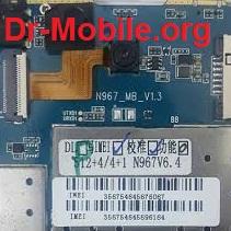 حل مشکل تاچ تبلت چینی با شماره برد N967_MB_V1.3 چیپست MT6572