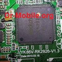 فایل فلش تبلت شماره برد YK86V-RK2926-V1.3 چیپست RK2926
