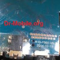 فایل فلش تبلت با شماره برد TJ-P860-V8.1 چیپست A13